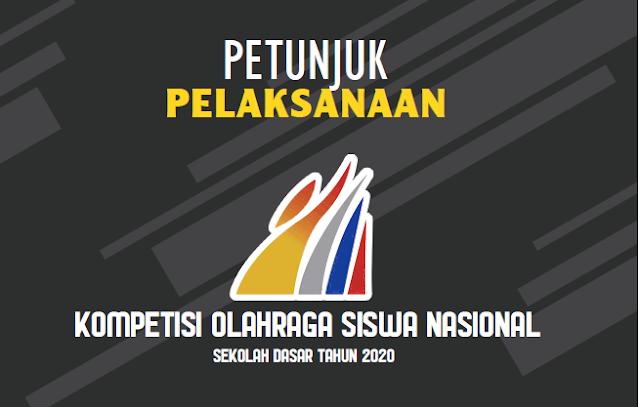 Juknis KOSN SD 2020