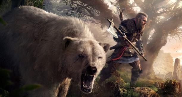 UbiSoft's Assassin's Creed: VALHALLA Raven