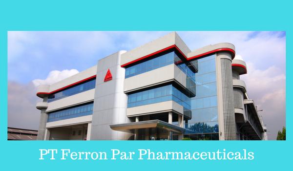 INFO Loker PT Ferron Par Pharmaceuticals SMA/SMK Jababeka I (Via Email)