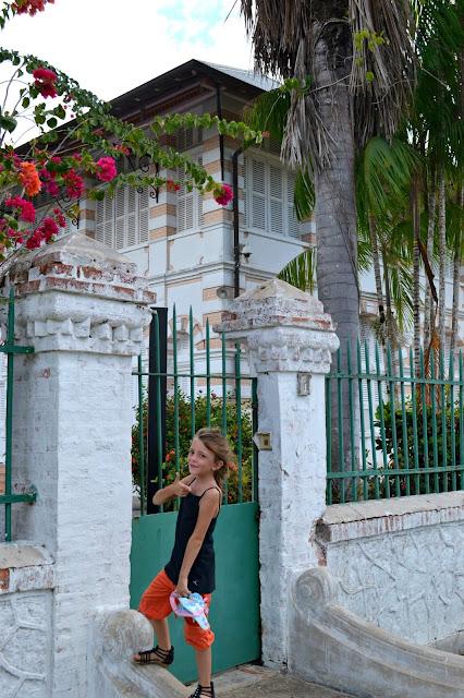 Guyane, Saint Laurent du maroni, camp de la transportation, ville coloniale