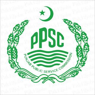 PPSC  Punjab Public Service Commission