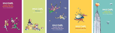 Celebrating Roald Dahl's 100th birthday