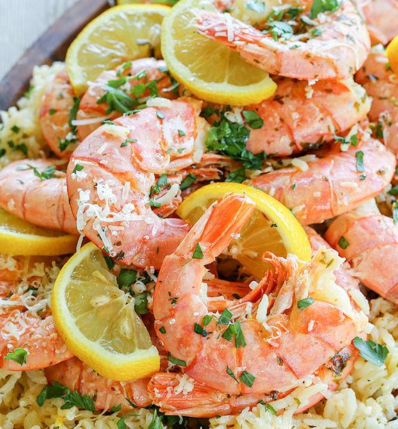 Instant pot recipes info fish seafood recipes for Shrimp and fish recipes