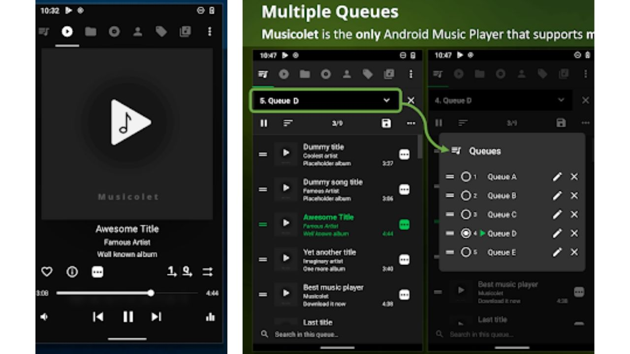 Android Apps: 3 Best Music Player Apps [2020]