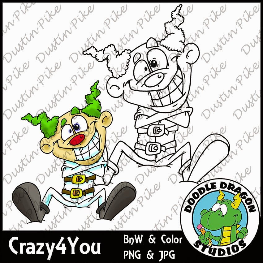 http://www.doodledragonstudios.com/digital-stamps/crazy-4-you/prod_391.html