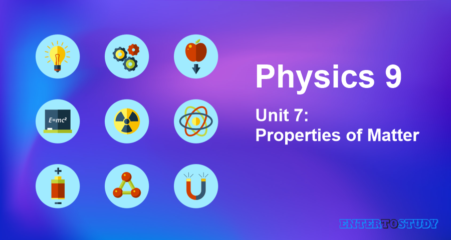 KIPS 9th Class Physics Notes Unit 7: Properties of Matter