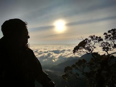 negeri diatas awan puncak sagara