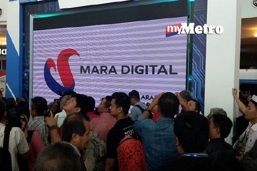 Sewa Mara Digital Mall Percuma 6 Bulan