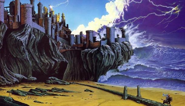 La terra perduta di Lyonesse - Città leggendaria sul fondo del mare