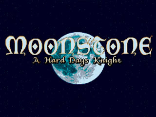 Moonstone - A HArd Day's Knight