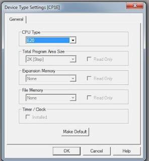 Memulai Pemrograman PLC Menggunakan CX Programmer