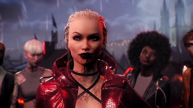 Vampire Battle Royale Vampire: The Masquerade - Bloodhunt - PC requirements