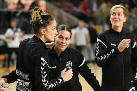 Női kézilabda EHF Kupa - Kilencgólos siófoki előny a negyeddöntőben