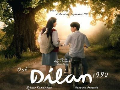 film indonesia populer dilan 1990