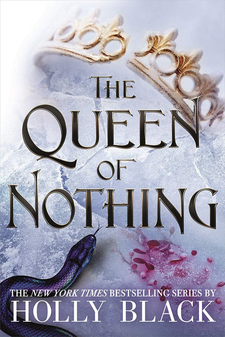 REVIEW: THE QUEEN OF NOTHING (THE FOLK OF THE AIR #3) BY HOLLY BLACK
