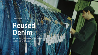 jeans, denim, used, old, recycle