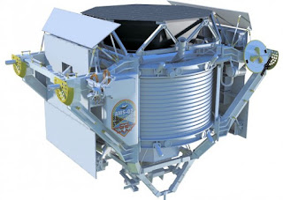 Strumento che cerca antimateria tra le stelle: Alpha Magnetic Spectrometer
