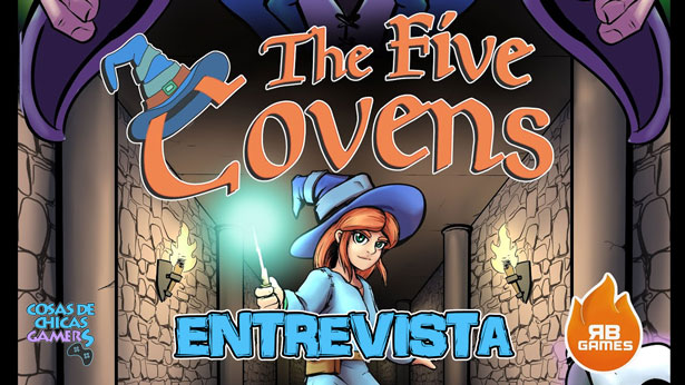 Entrevista rBorn Games creadores de The Five Covens