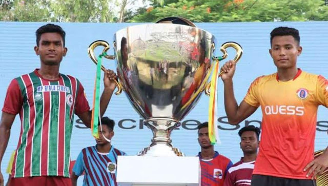 U-19 Final Between East Bengal, Mohun Bagan Abandoned After Crowd Violence