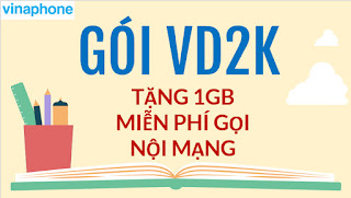 Gói VD2K Vinaphone