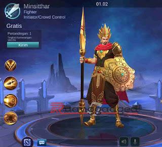 Daftar Hero Baru Yang Akan Rilis Server Global Setelah Harith