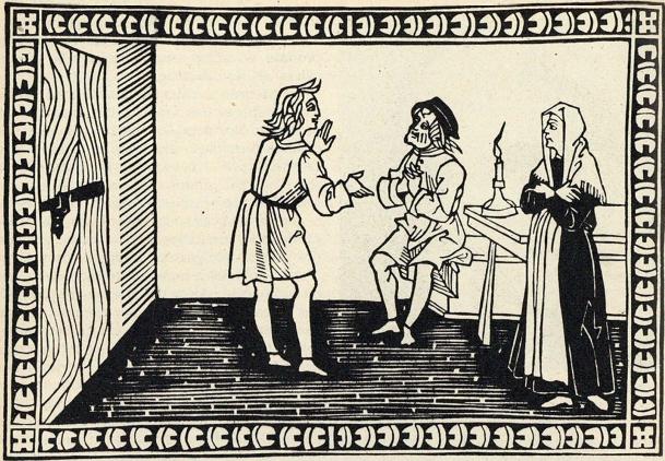 OS CONSELHOS DE SALOMÃO - Conto de Giovanni Boccaccio