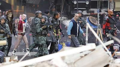 Escuadrón Suicida detrás de las cámaras