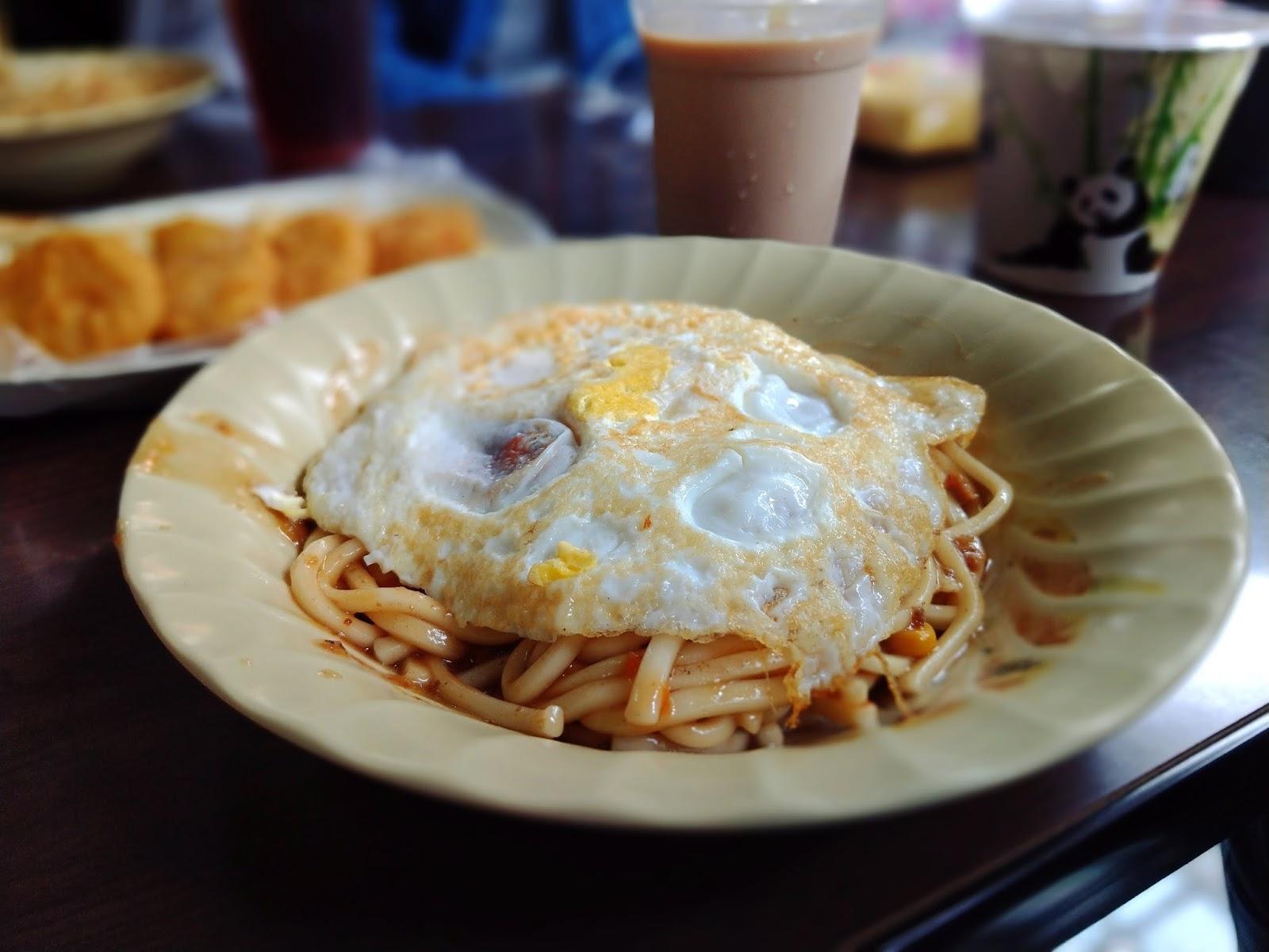 【台北 美食】北商熱門人氣早餐 超好吃雞塊麵-華國早餐 (附菜單)
