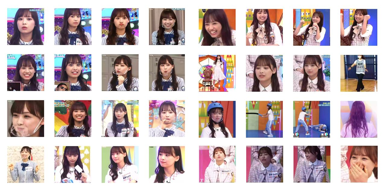 Preview [NEW] WhatsApp Sticker App Hamagishi Hiyori - Hinatazaka46