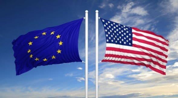 هدنة بين الأتحاد الأوروبي وأمريكا في فرض الرسوم