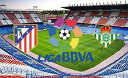 Atletico Madrid VS Betis