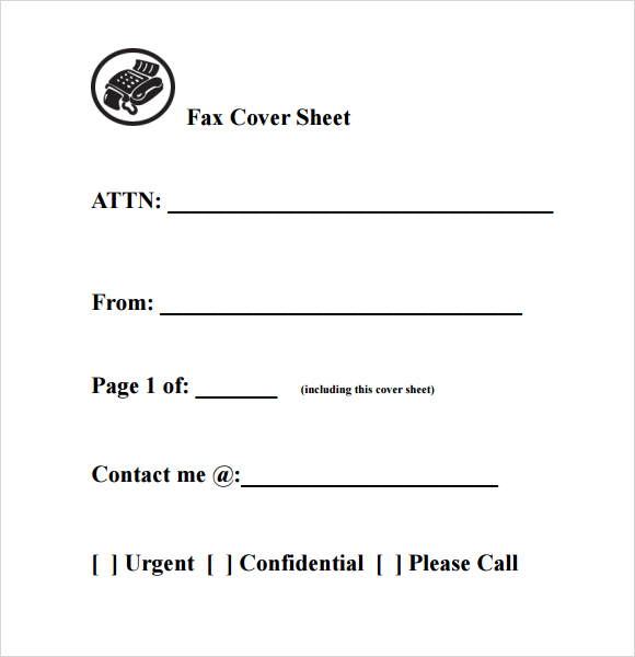 Fax Sheet Template Free free fax cover sheets fax cover sheet 13 – Fax Templates Free