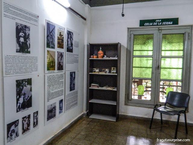 Museu de Che Guevara em Caraguatay, Argentina