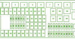 chevrolet fuse box diagram fuse box chevy aveo instrument. Black Bedroom Furniture Sets. Home Design Ideas