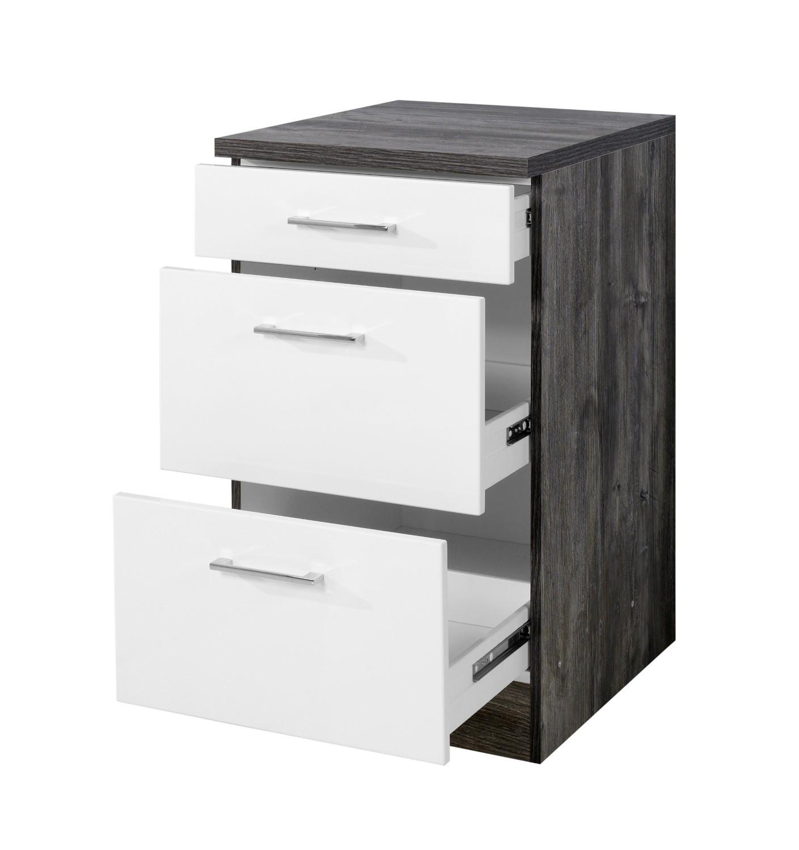 unterschrank 30 cm breit. Black Bedroom Furniture Sets. Home Design Ideas