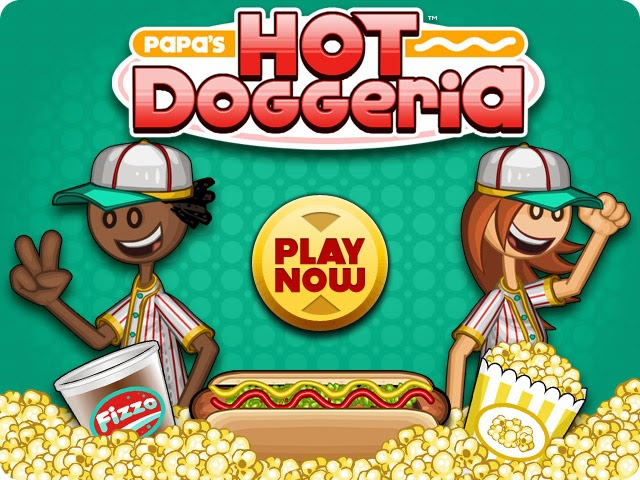 Game nấu ăn-Papas Hot Doggeria. game nau an