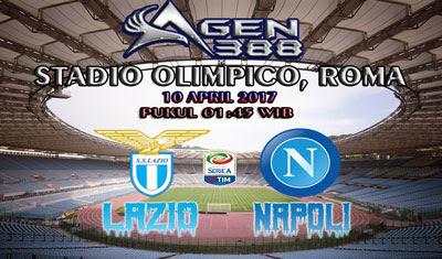 JUDI BOLA DAN CASINO ONLINE - PREDIKSI PERTANDINGAN LIGA ITALIA SERIE A LAZIO VS NAPOLI 10 APRIL 2017