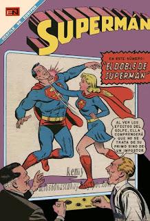 Superman Novaro Nº 637