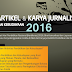 Kemdikbud Gelar Lomba Artikel & Karya Jurnalistik 2016, Ikut yuk!
