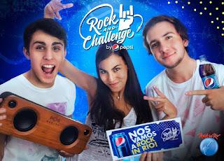 [Concurso] Gana un viaje a Brasil para el festival 'Rock in Rio' #RockAndChallenge