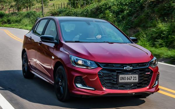 Carros e marcas mais vendidos do Brasil - outubro