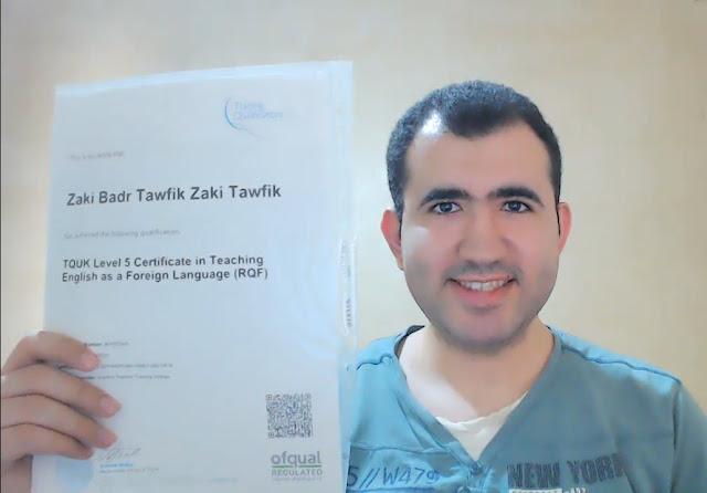 TEFL at London Teacher Training College OFQUAL regulated