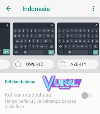 Cara Mengganti Susunan Keyboard WA Di Android Menggunakan Gboard