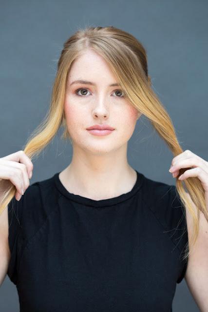 تسريحة ربطة الشعر