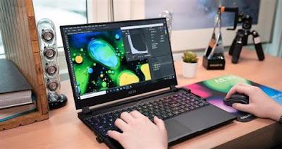 GigaByte Aorus 17X Gaming Laptop