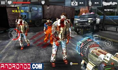 Dead Target Zombie Mod Apk v2.1.5 Terbaru