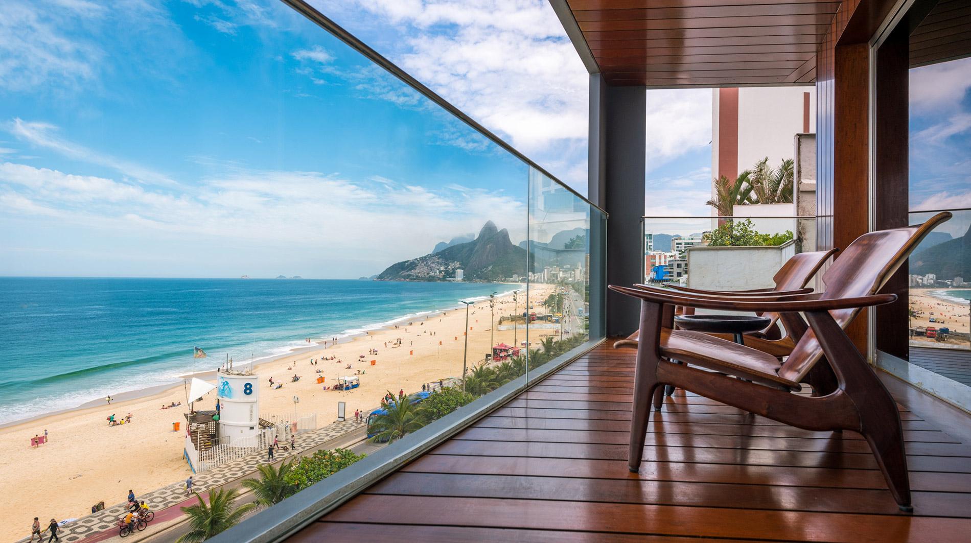 Hotel Fasano Rio de Janeiro Room