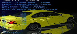 BMW 328 Ci - Car in Driving Emotion Type-S PS2 Games