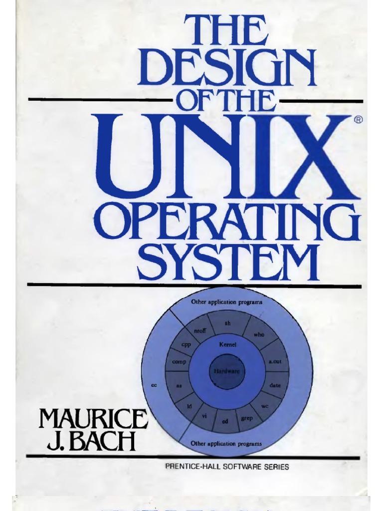 Unix Operating System Book