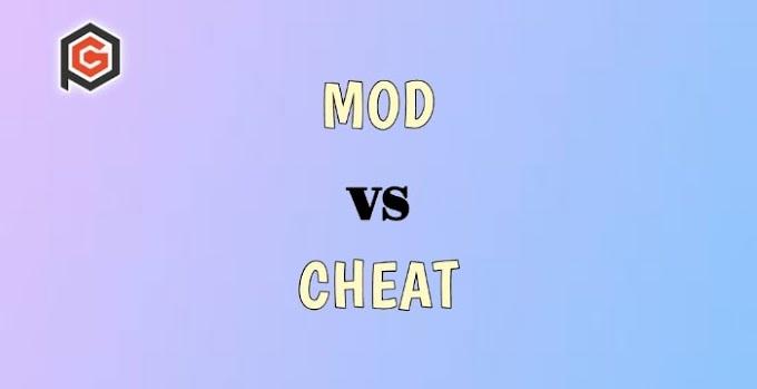 Perbedaan Mod dan Cheat Dalam Game, Apa Artinya?